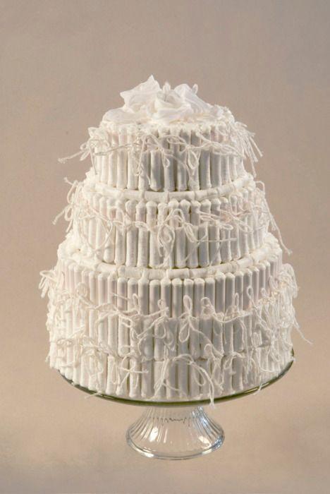Vadis Turner, Tampon Wedding Cake, 2007