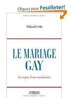 Le mariage gay, les enjeux d'une revendication