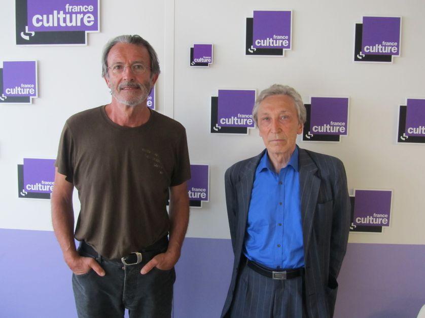 De gauche à droite : Jean-Paul Jaud, Georges Vigarello