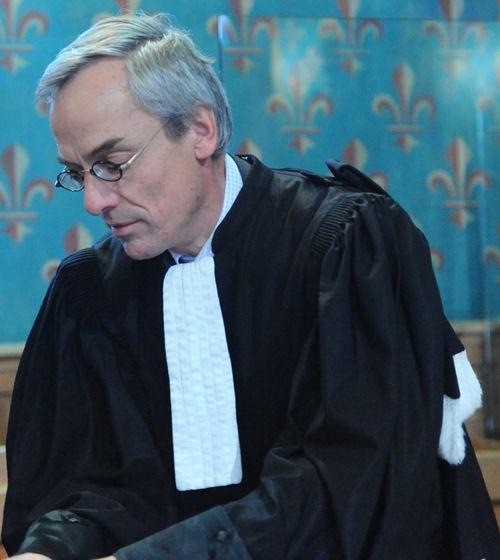 Etienne Noël, avocat