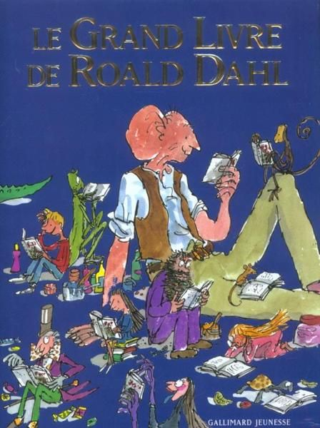 Illustration Dahl
