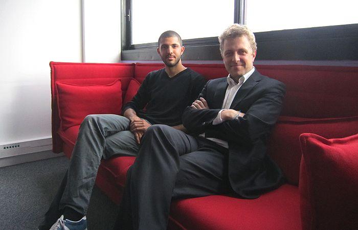 Romain Porcheron et Arnaud Gossement