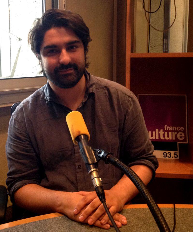 Fabrice Arfi, journaliste à Mediapart