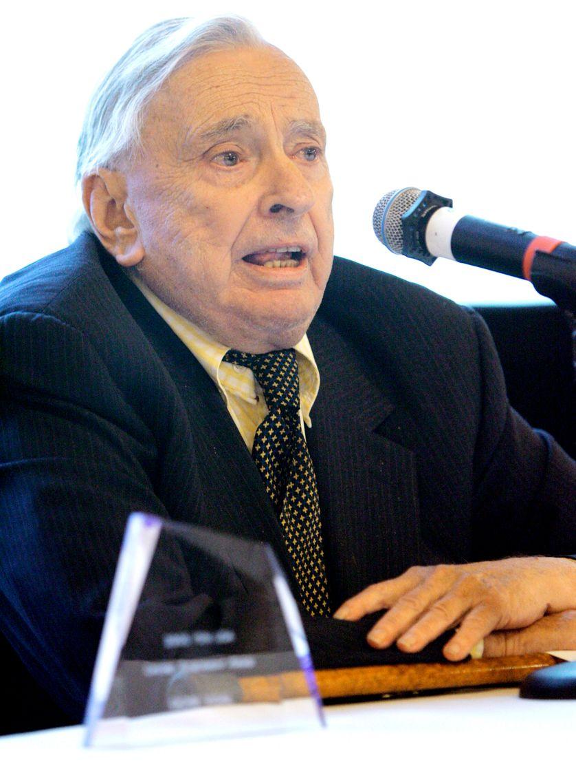 Gore Vidal, en 2005