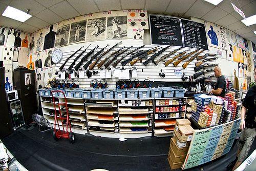 Vente d'armes USA