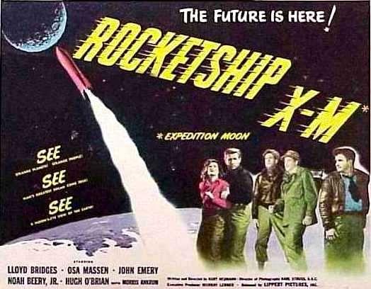 Rocketship XM2
