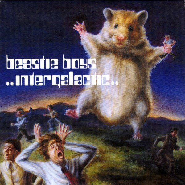 "Beastie Boys - ""Intergalactic"""