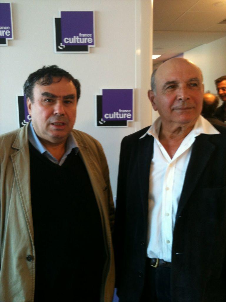 Benjamin Stora et Mohand Zeggagh