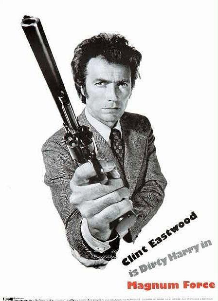 Affiche Magnum Force, 1973