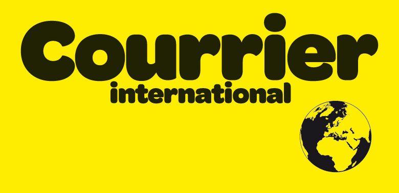 Logo Courrier Int