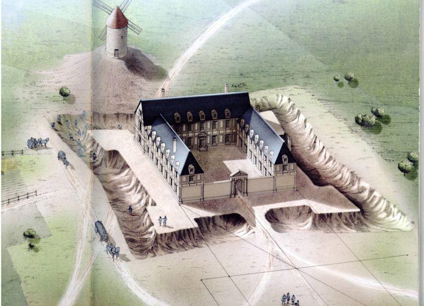 Pavillon de chasse de Louis XIII