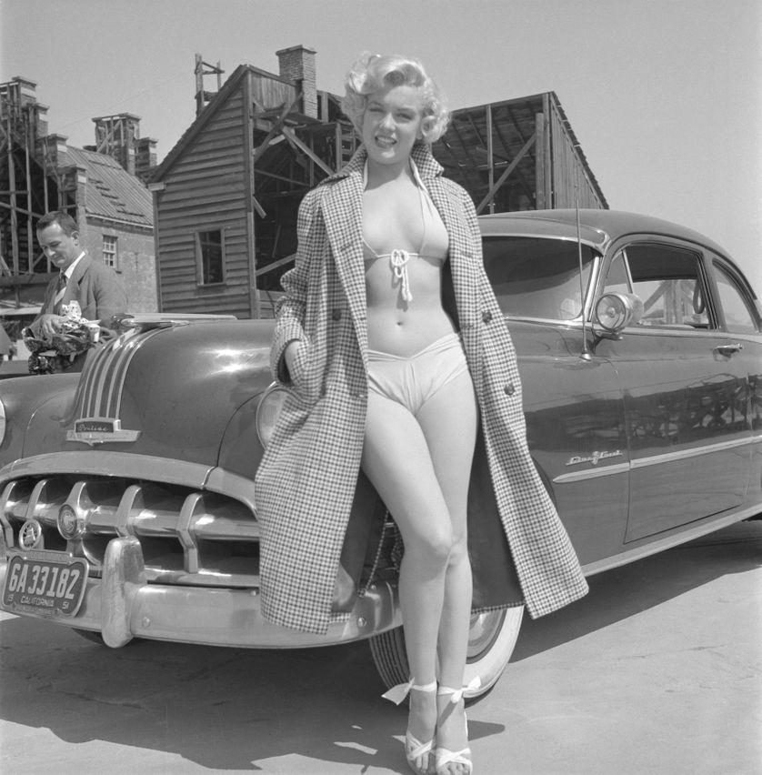 Marilyn Monroe, Los Angeles 9