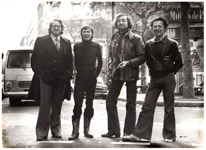 Bernars Farkas, Jean-Pierre Dionnet, Philippe Druillet et Jean Giraud