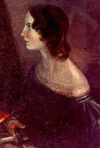 Emily Brontë peinte par son frère