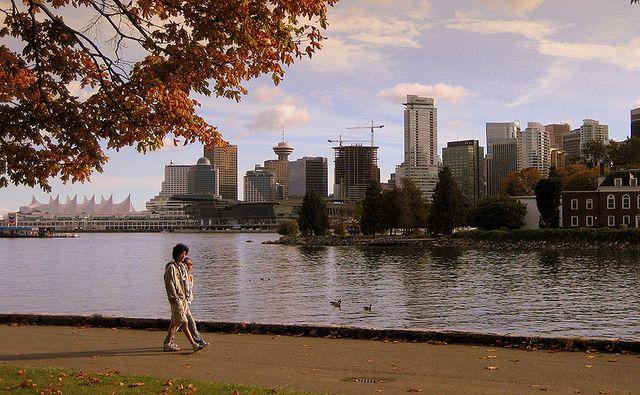 Ballade à Stanley Park, Vancouver