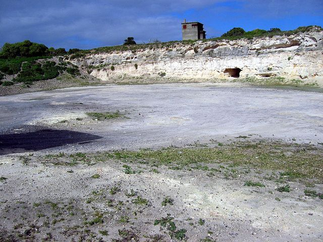 South Afrika, Robben Island, Quarry