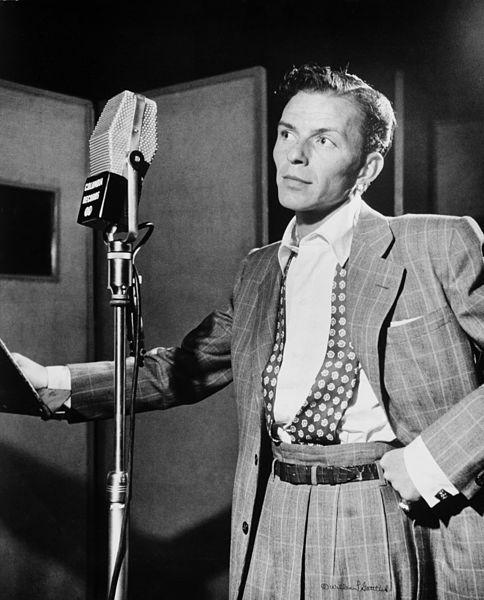 "Sinatra, ""The Voice"""