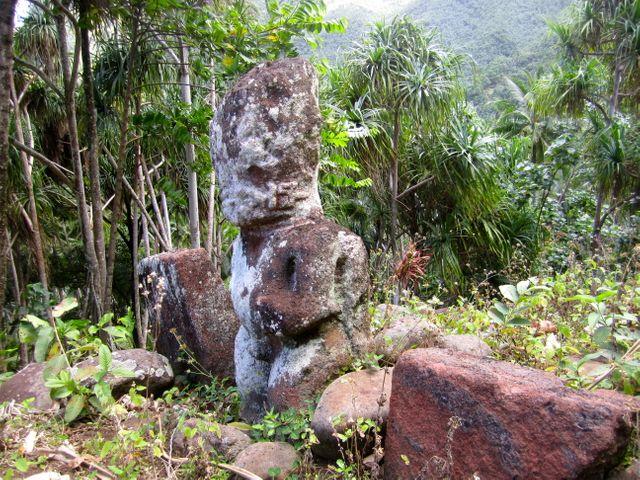 Les Tiki, statuettes des Marquises