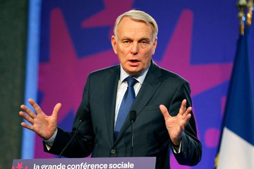 Jean-Marc Ayrault a prononcé le discours de clôture de cette conférence sociale