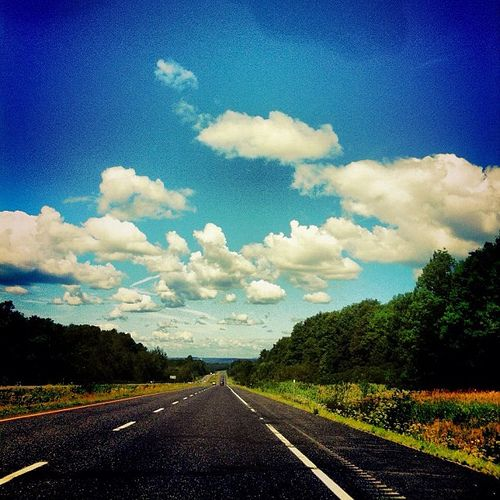 Route des vacances