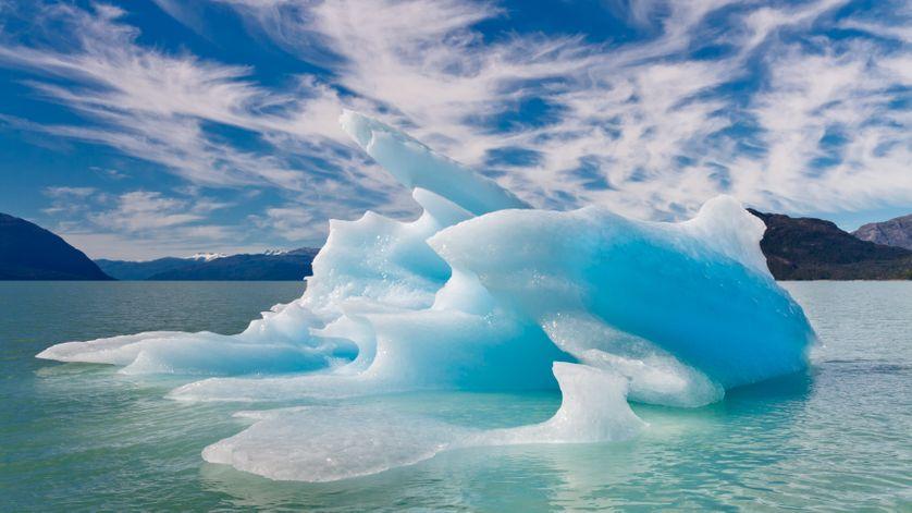 Iceberg dans l'Arctique
