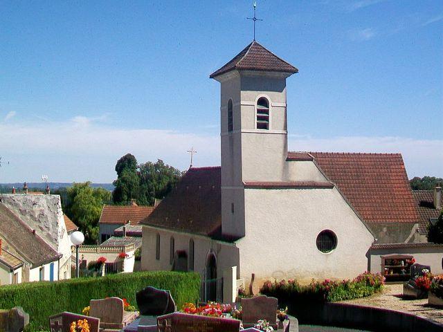 Eglise Saint-Nicolas (Penchard)