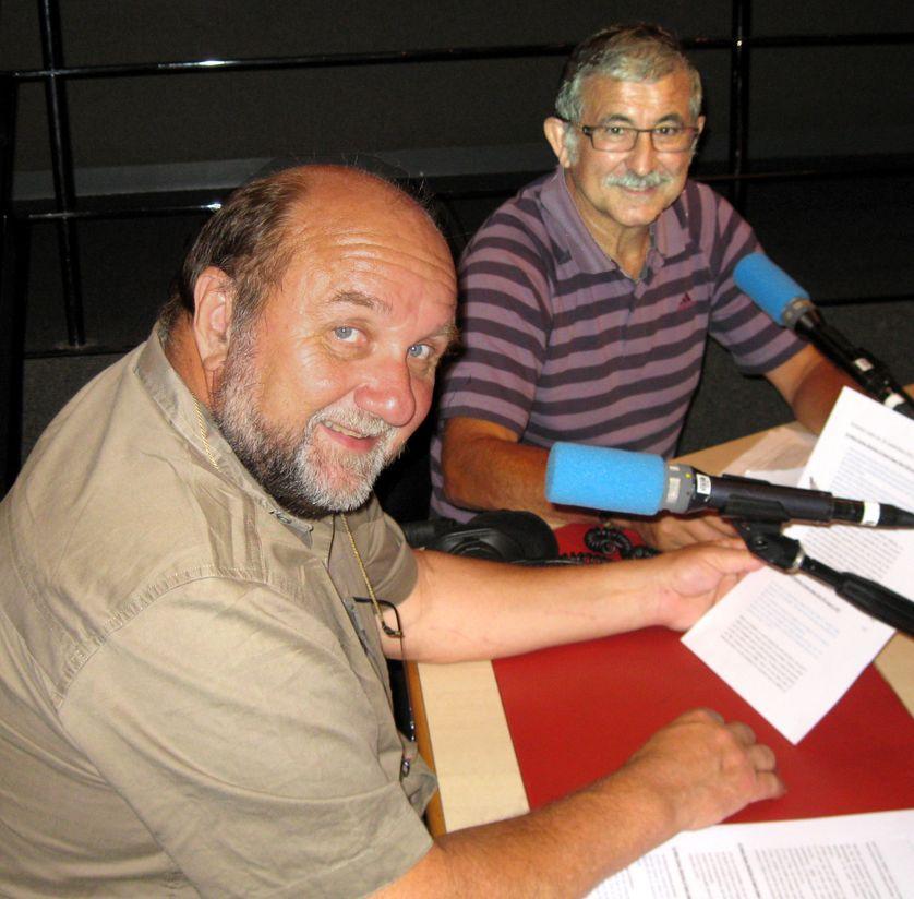 Alain MEYER et Jean LAFABREGUE
