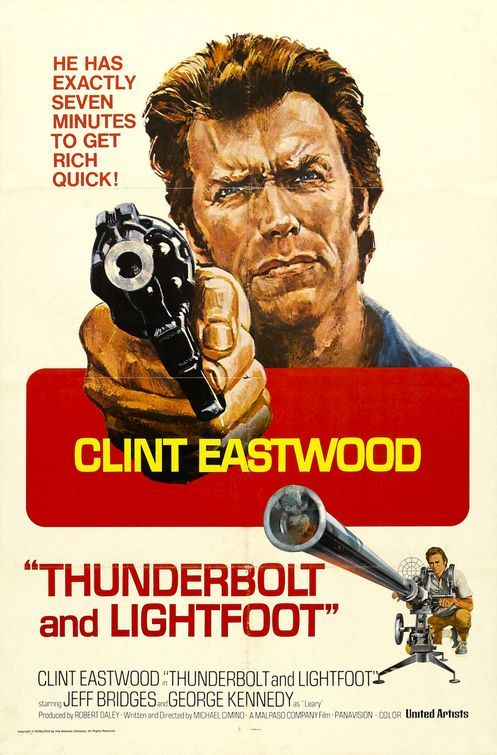 Paul WIlliams - Thunderbolt and lightfoot