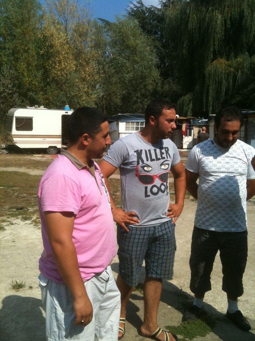 Robi et ses amis à Viry-Châtillon