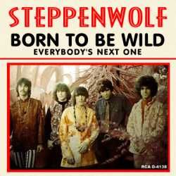 easy rider - Steppenwolf - Born to be wild