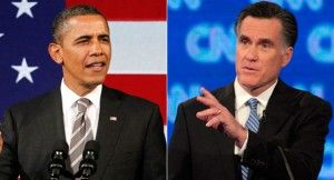 Obama / Romney