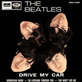 "The Beatles - ""Drive my car"""