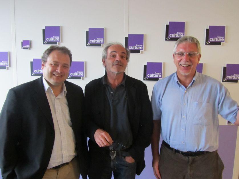 Thierry Debrand, Frédéric Druot et Patrick Doutreligne