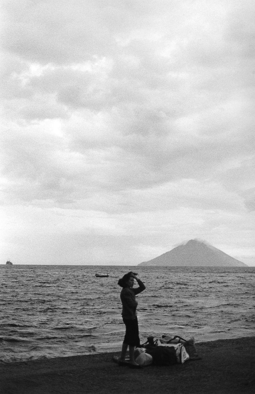 Ile de Panarea, Italie 1988