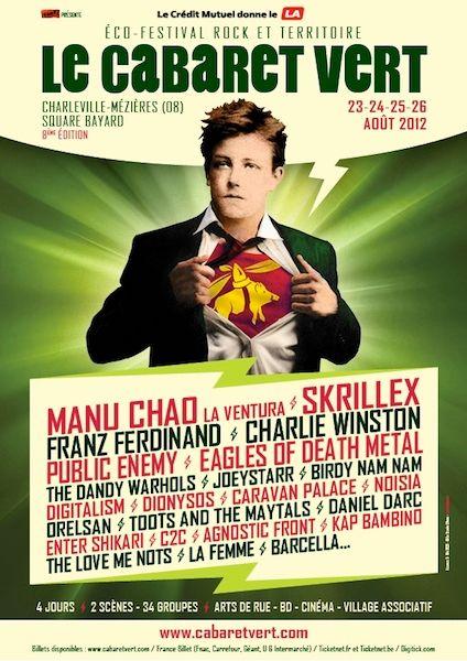 Eco-festival du Cabaret Vert