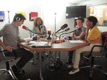 Mathieu Copeland, Rosamund Durnford Slater, Anthea Hamilton
