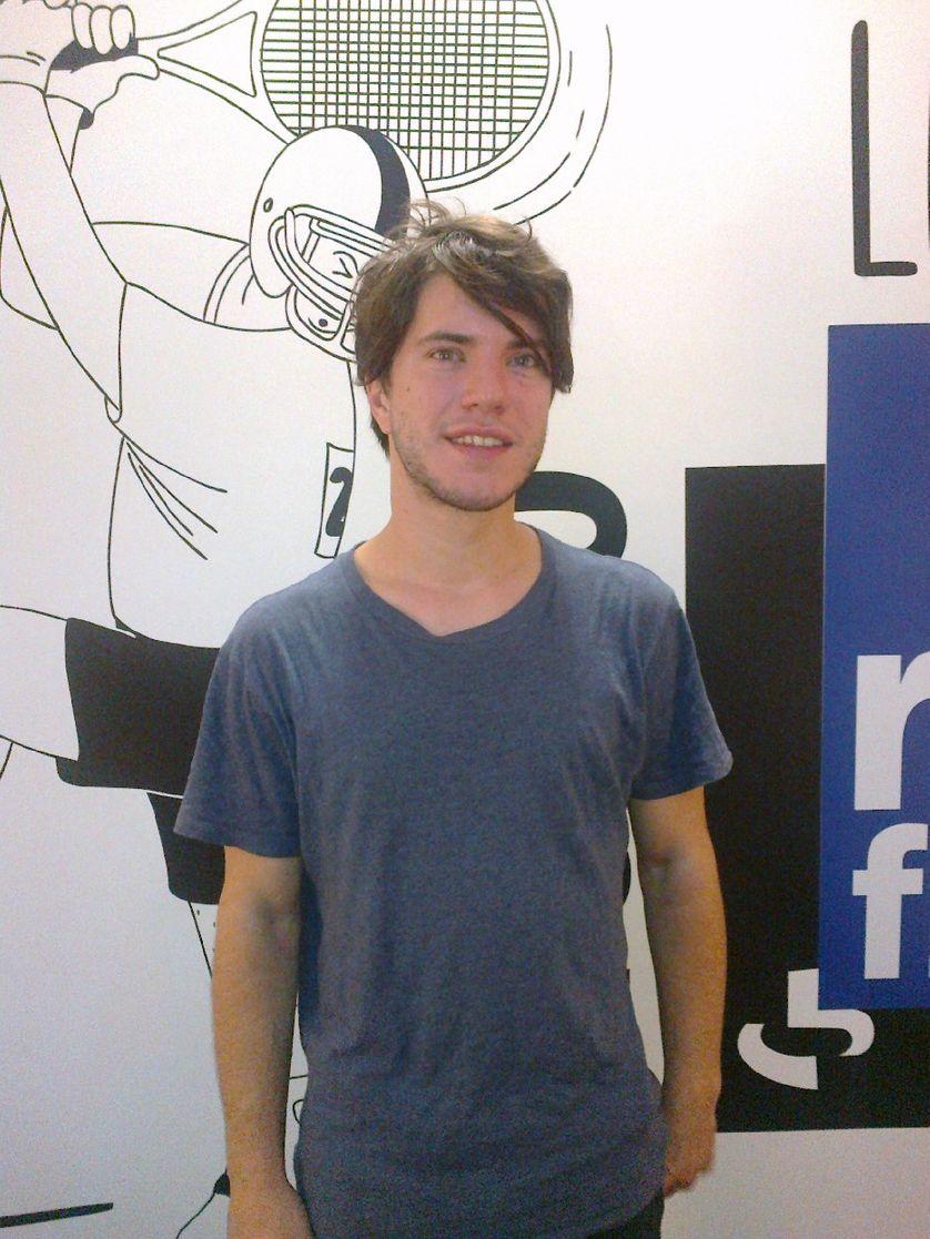Roman Rappak, du groupe Breton