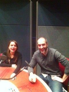 Cécile Van de Velde et Merwan Chabane