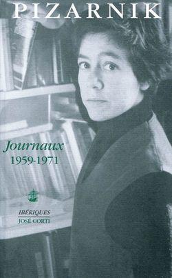 Journaux 1959-1971