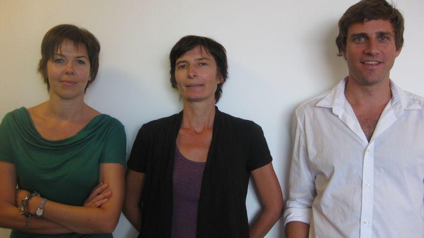 Julia Deck, Lucile Bordes, Aurélien Bellanger