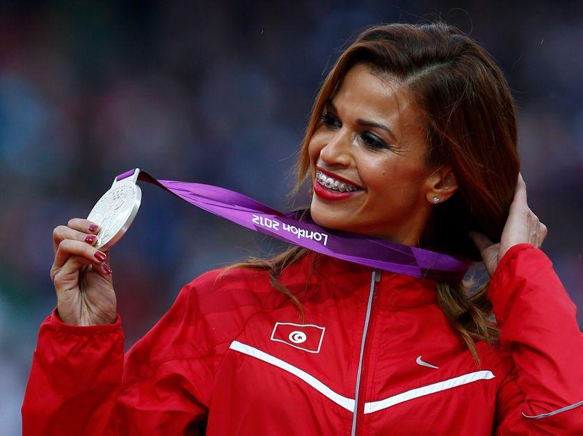 Habiba Ghribi est la première femme à avoir rapporté une médaille olympique à la Tunisie