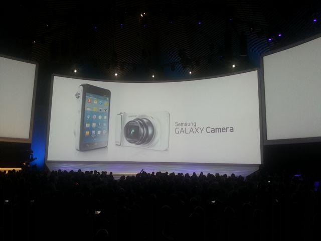 le Galaxy Camera (Samsung)