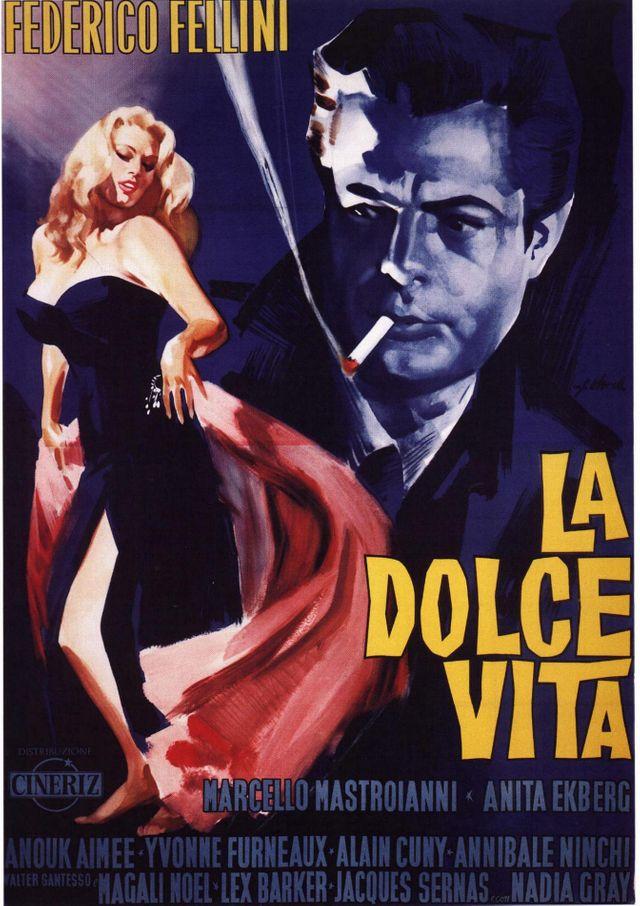 La dolce vita, de Frederico Fellini