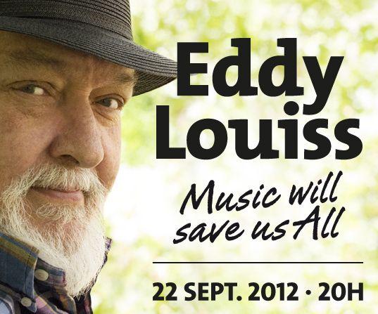 eddy louiss