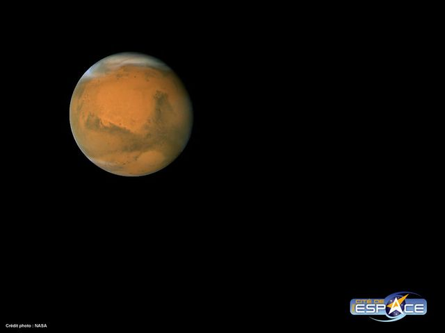 Photo Mars cité de l'Espace