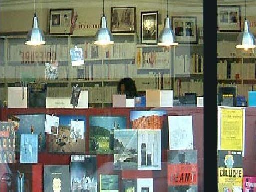 Librairie la Friche