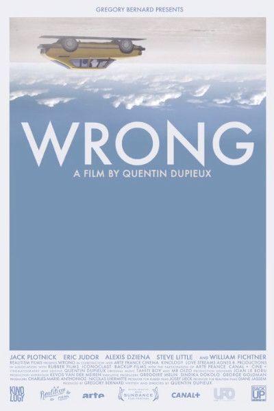 Wrong de Quentin Dupieux