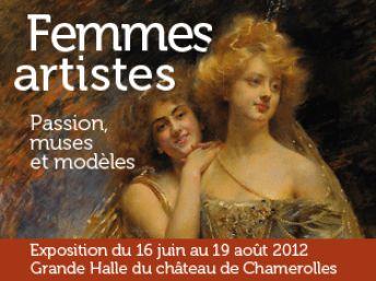 Exposition Femmes artistes