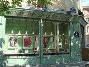 """Librairie """"La terrasse de Gutenberg"""""""