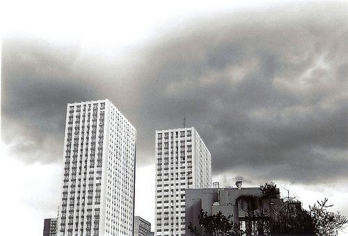 Immeubles, Paris, Ile-de-France